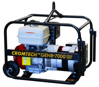 Cromtech GEN8-7000 Generator Honda Trade Pack-medium
